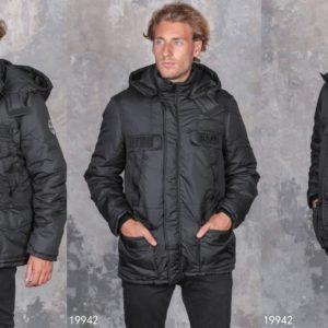 купить зимнюю черную мужскую куртку Napapijri