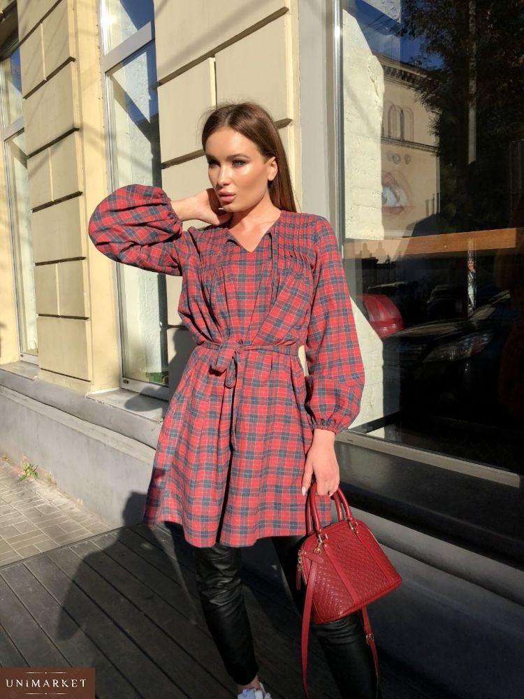 e221deda9c07c04 Женское Платье в клетку купить в онлайн магазине - Unimarket