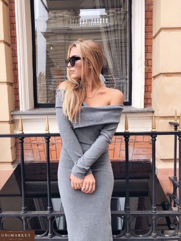стоимость серого платья футляр в Одессе