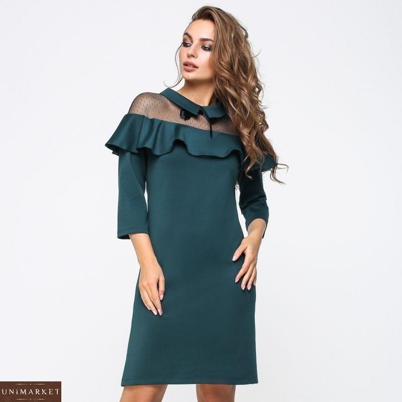 03687464a3bc85b Женское Платье трикотажное купить в онлайн магазине - Unimarket