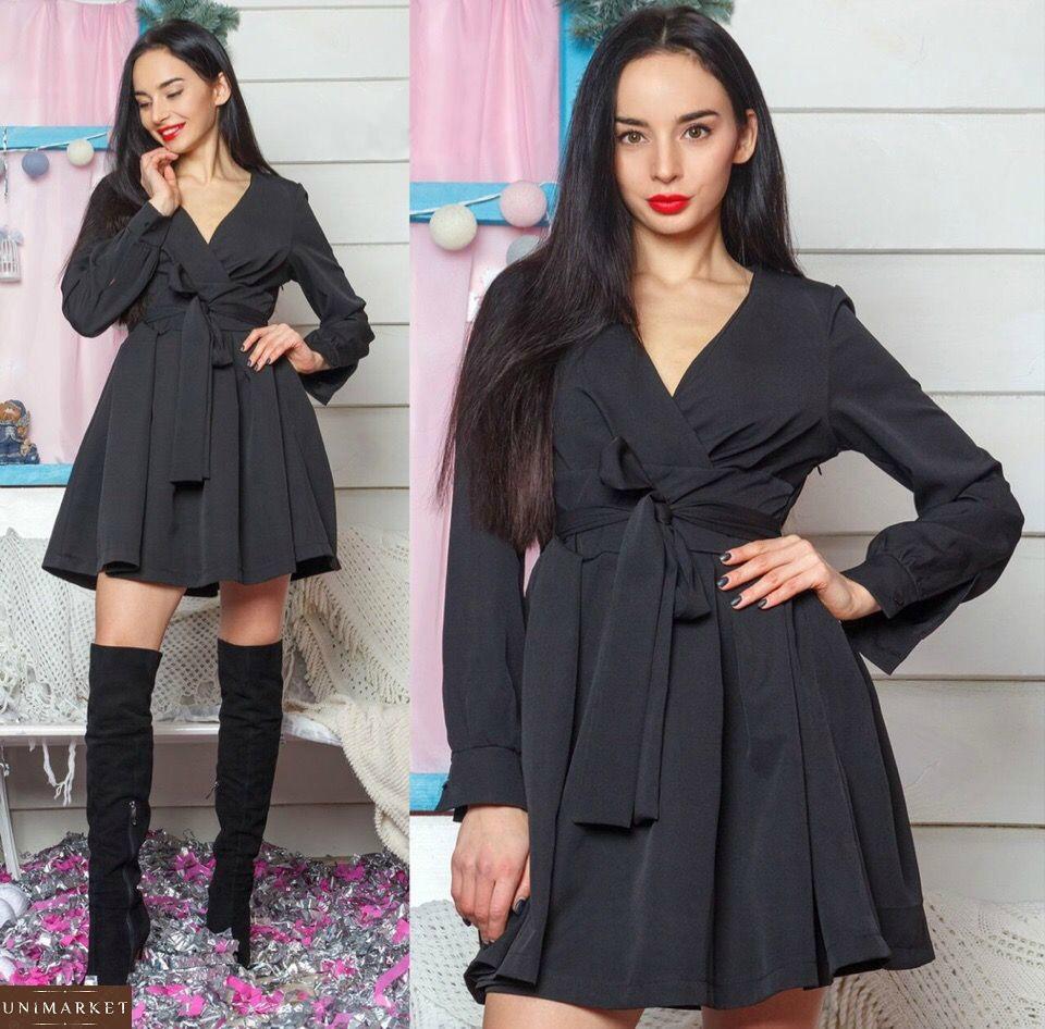 2961c733768bc49 Женское Платье с пышной юбкой (креп костюмка) купить в онлайн ...