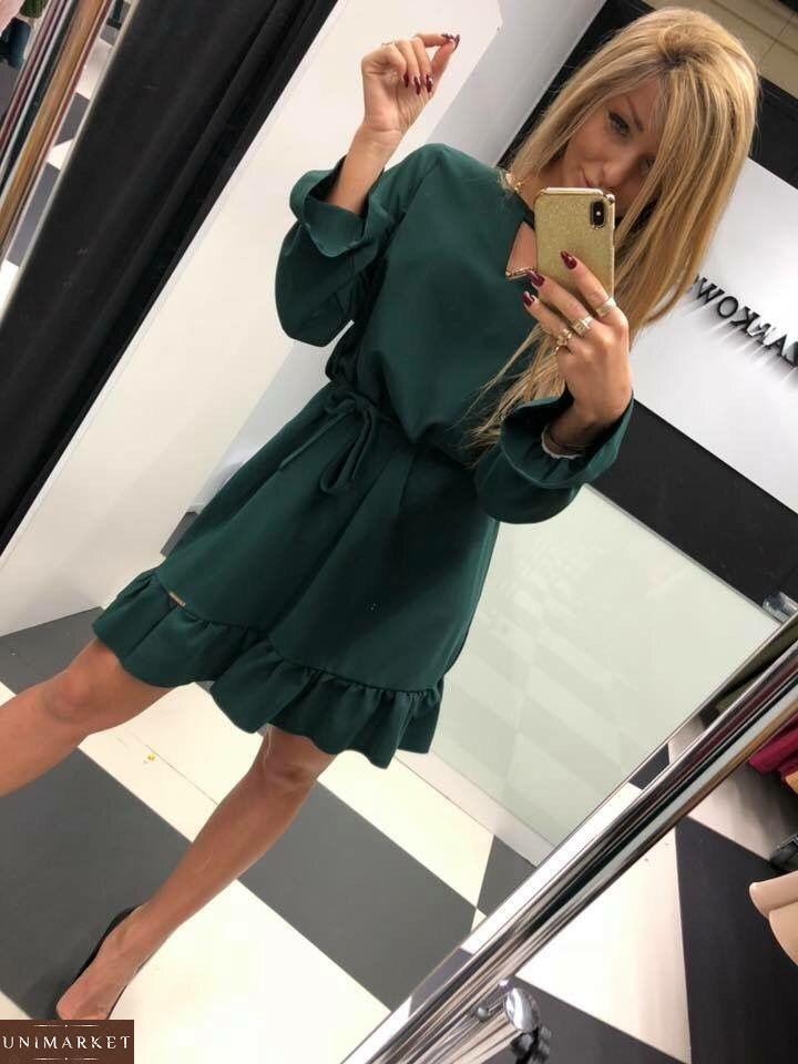 1ed891568e112a3 Женское Платье из костюмной ткани купить в онлайн магазине - Unimarket