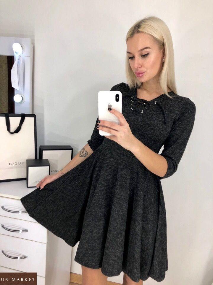f26542a92d7613 Жіноча Сукня з ангори купити в онлайн магазині - Unimarket