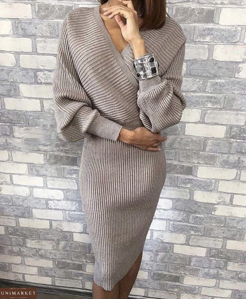 5a544b596df Женский Вязаный костюм с юбкой купить в онлайн магазине - Unimarket