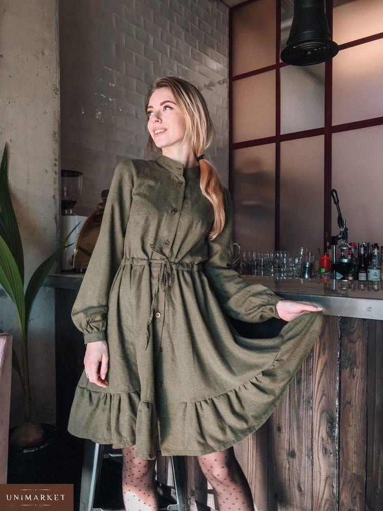 b50d62baa44e56 Жіноча Сукня байкова купити в онлайн магазині - Unimarket