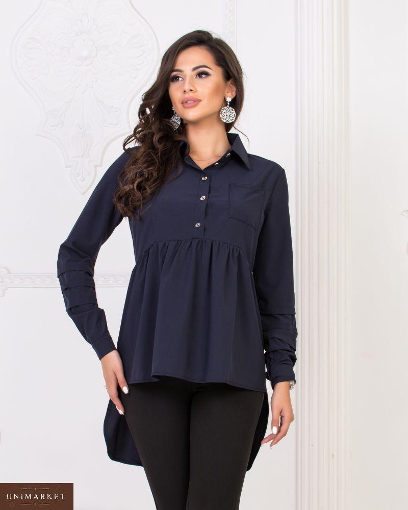 805d8beced4 Женская Стильная рубашка туника купить в онлайн магазине - Unimarket