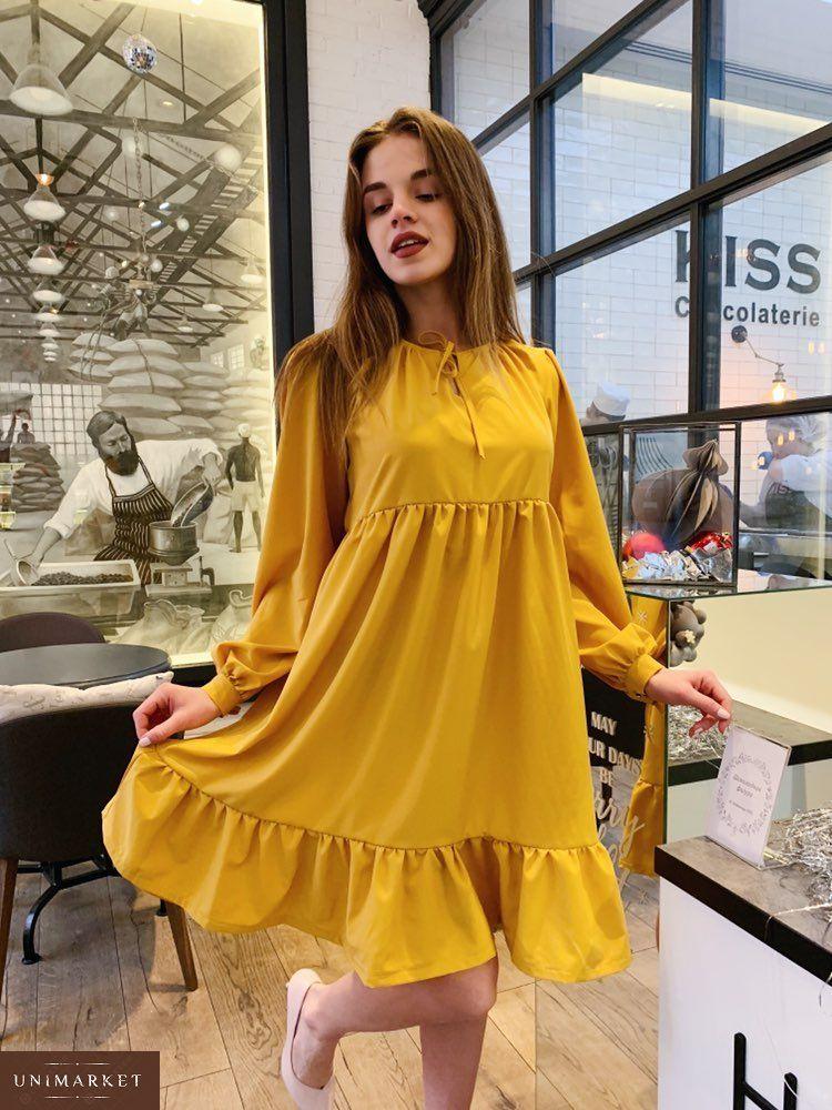 a3af2ec6a0be3e4 Женское Платье из суперсофта купить в онлайн магазине - Unimarket