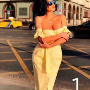 Купить женское летнее платье футляр из прошвы больших размеров недорого