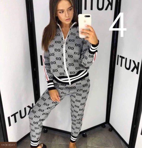 Купить в интернет-магазине женский спортивный костюм Гуччи недорого