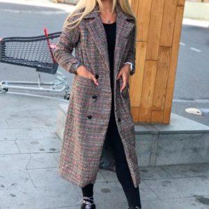 Приобрести в интернет-магазине женское на подкладке пальто кашемировое дешево