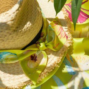 лента твилли желтая на панаму купить дешево в Украине