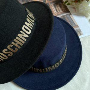 Купить черную, синюю осеннюю шляпу канотье для женщин в Украине