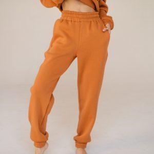 Заказать оранж штаны для женщин спортивные oversize (размер 42-48) по скидке