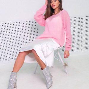 Купить онлайн комбинацию из шёлка цвета айвори для женщин