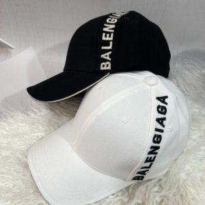 Приобрести белую, черную бейсболку Balensiaga для мужчин и женщин выгодно