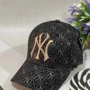 Купить по низким ценам черную бейсболку new york с логотипом для женщин