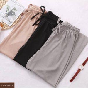 купить женские штаны клёш в ассортименте по низкой цене