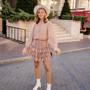 платье из весенней коллекции магазина одежды юнимаркет по выгодной цене