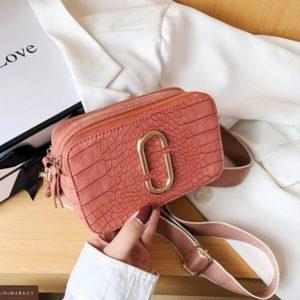 Купить для женщин оранжевую базовую мини сумку онлайн в стиле Marc Jacobs