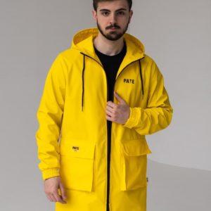 жёлтая мужская плащёвка по выгодной скидке от поставщика заказать онлайн