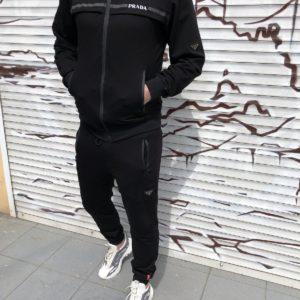 мужской спортивный костюм тройка с штанами по выгодной скидке от магазина Unimarket