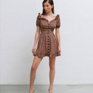 купить женское платье мини для летних прогулок без наценок