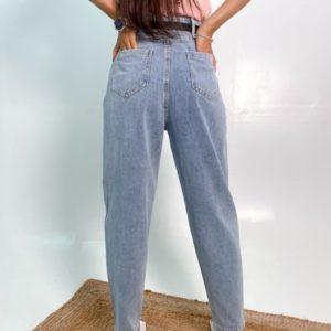 Заказать выгодно голубые джинсы с кошельком для женщин