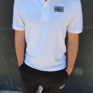 летний мужской костюм с футболкой и шортами по выгодной акции