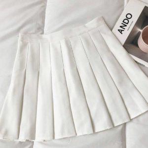 плиссированная юбка по низкой цене с доставкой по Украине