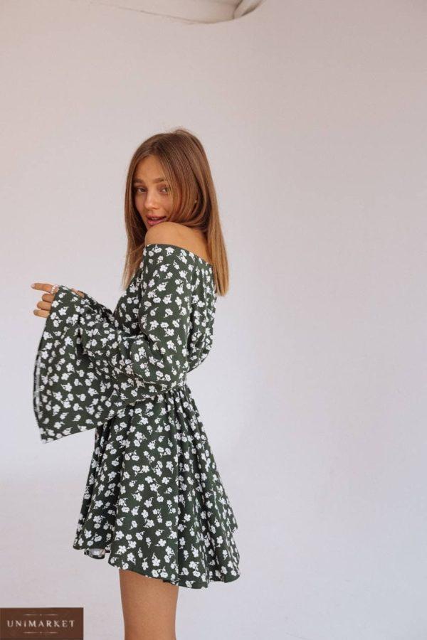 заказать летний комбинезон с юбкой для женщин по низкой цене онлайн