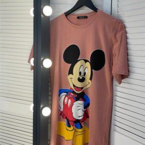 Приобрести в интернете фреза тунику с Микки Маусом для женщин