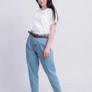 приобрести летние женские джинсы бананы по лучшей цене от поставщика