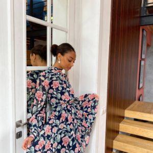 летнее женское платье шифон из коллекции 2021 года по выгодным скидкам в интернет шопе Unimarket