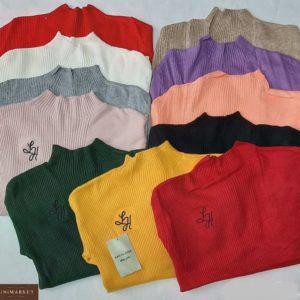 Замовити в інтернеті різних кольорів гольф з ініціалами для жінок