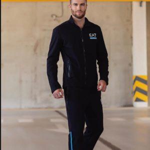 купить мужской костюм кофта на молнии + штаны по низкой стоимости от поставщика