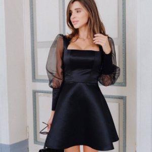 купити шовкове вечірнє плаття недорого в онлайн магазині