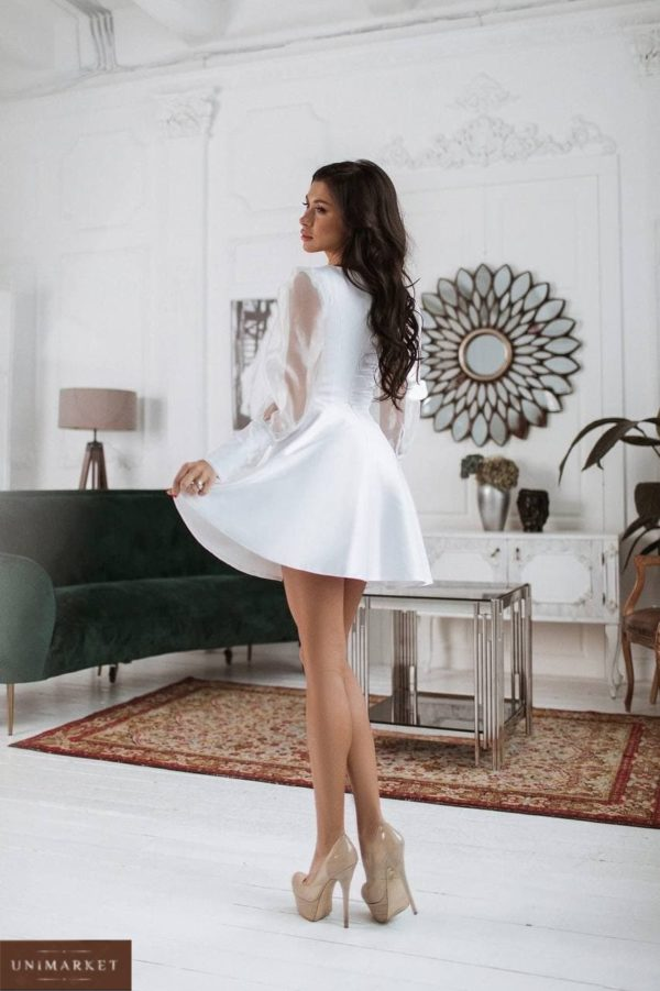 приобрести женское платье шёлковое по выгодной скидке в магазине одежды Unimarket