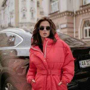 замовити жіночу осінню куртку синтепонові по знижок ціною в Unimarket