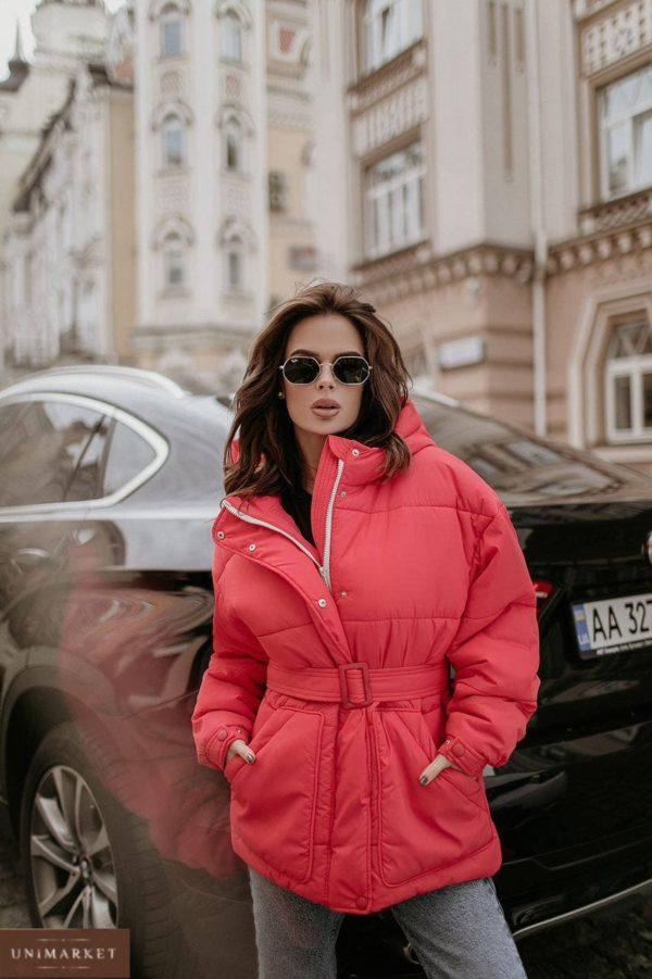 заказать женскую осеннюю куртку синтепоновую по скидочной цене в Unimarket